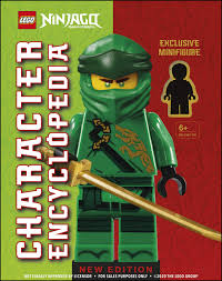 LEGO Ninjago Character Encyclopedia New Edition Coming in 2021 – The Brick  Fan