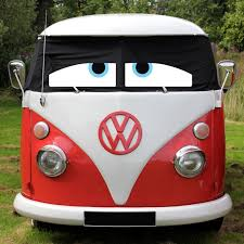 Vw T1 Fenster Wohnwagen Mehrfachbild Bezüge Abdeckung Rollo