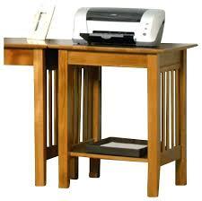 computer and printer desk computer and printer desk furniture mission printer stand in caramel latte transitional computer and printer desk