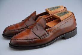Alden Shoe Size Chart Details About Incredible Full Set Alden 6 5e Ravello Shell Cordovan Lhs Loafer 6754 Whiskey