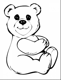 Small Picture awesome care bear coloring pages with teddy bear coloring page