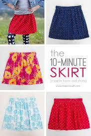 Simple Skirt Pattern With Elastic Waist Interesting Inspiration Ideas