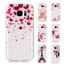 samsung galaxy s6 phone cases for girls. ekone phone cases for samsung galaxy s7 s6 s5 case girls cover edge