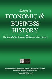 archives vol 33 2015 essays in economic business history