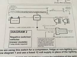 install diagram of optional hid relay kit click image to enlarge 30 light bar install easier than you might think page 7 install diagram of optional hid relay kit click image to enlarge
