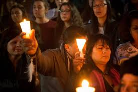 Image result for prayer vigil against terrorism