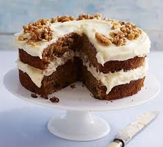 Easy Carrot Cake Recipe Bbc Good Food