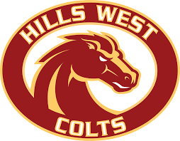 Hills West Colts Round Logo | The Roundup