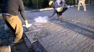 Pavimentazioni industriali a spolvero youtube