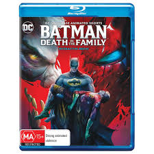 DCU Batman: Death in the Family
