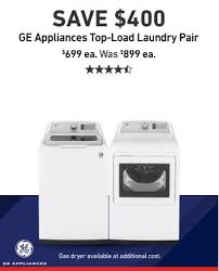 top appliance brands. SAVE $400 On A GE Appliances Top-Load Laundry Pair. Top Appliance Brands C