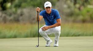 Cameron Champ proving he's more than ...