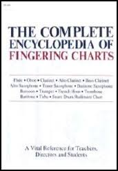 Encyclopedia Of Charts Complete Encyclopedia Of Fingering Charts