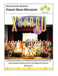 March Hha 2018 Parent News Magazine Pages 1 42 Text