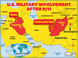 Image result for the U.S. invaded Afghanistan