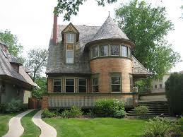 Frank Lloyd Wright home and studio oak park
