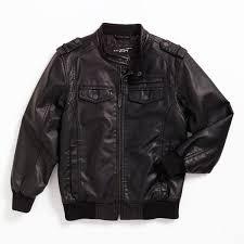 black rivet big boy jacket