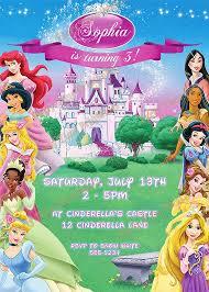 Disney Party Invitation Printable Orderecigsjuice Info