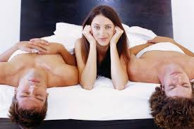 Arranging a threesome in london