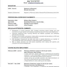 Pharmacist Resume Objective Tuckedletterpress Com