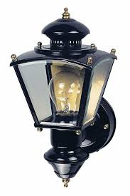 the heath zenith black direct for the heath zenith black charleston coach 1 light 150 degree motion activated outdoor wall sconce and save