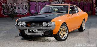 Neils 1977 Toyota Celica GT4 with a 3SGTE Engine featured in Fast ...