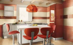 Red Wall Kitchen Kitchen Kitchen Interior Ideas Stunning Small With Kitchen