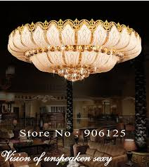 2019 empire crystal flush mount ceiling light fixture gold chrome crystal ceiling light lighting guaranteed 100 from jinyucao 841 59 dhgate com