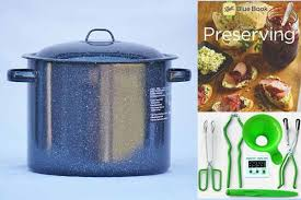 Ball Canning Altitude Chart Graniteware 11 Quart Water Bath Canning Kit