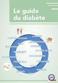 le guide du diabète porl santé