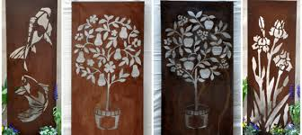 wrought iron wall art australia
