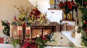 glorious christmas home decorating ideas youtube