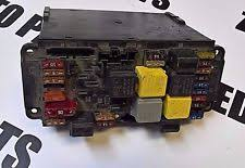 mercedes in fuses fuse boxes new listing mercedes w203 c class front sam unit a 2035452701