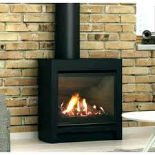 modern ventless gas fireplace contemporary freestanding fireplaces s contemporary free standing gas fireplace contemporary ventless gas