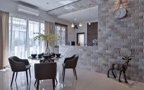 Kitchen Feature Wall Habitat My
