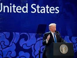 Image result for President Trump in Vietnam
