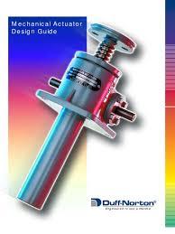 duffnorton luoxuanshengjiang gear screw