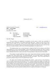 Best Photos Of Settlement Demand Letter For Insurance Insurance