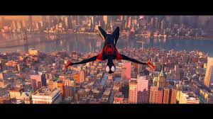 We were in painting heaven. Spider Man Into The Spider Verse 2018 Imdb