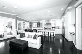 gray hardwood floors in kitchen design ideas amusing dark wood floor kitchen ideas with modern open