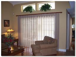 new window treatments for sliders