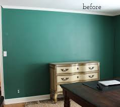 create a home office. before of home office ii create a
