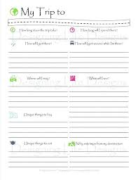 Schedule Templates Sample Travel Itinerary Template Intro To Road ...