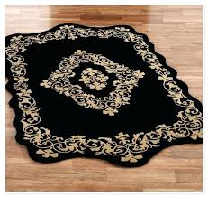 black bathroom rugs and gold large bath rug kohls red white