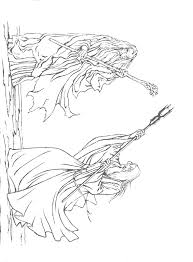 Small Picture Lord of the Rings Coloring Pages