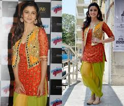 15 Perfect Punjabi Suit Color Combinations To Try This Year