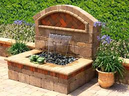 outdoor wall fountains decorating ideas wall fountains outdoor clearance uk