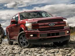 2018–pr. Ford F-150 Lariat SuperCrew Sport Appearance Package '2017–pr.