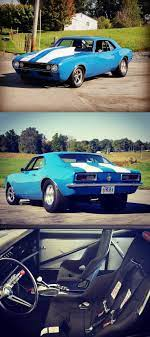 Ls Powered 1968 Chevrolet Camaro Chevrolet Camaro Camaro Chevrolet