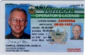 Ids All New And Software Vermont's Driver's Use Voice Facial Recognition Independent On License Vermont Days To Photos News Dmv Seven